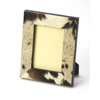 Butler San Angelo Hair-On-Hide Picture Frame