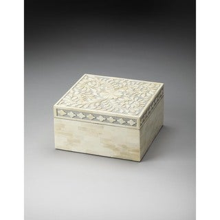 Butler Bone Inlay Storage Box
