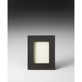 Butler Lido Brown Leather Picture Frame