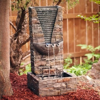 Harper Blvd Zaire Outdoor Fountain