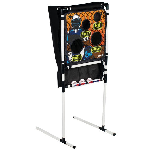 Franklin Sports Polyester 22-inch x 9-inch x 4-inch Baseball Target Toss