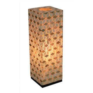 Crafted Home's Earlena Table Lamp