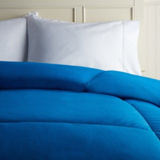 Oversized Cotton Superluxe Down Alternative Comforter