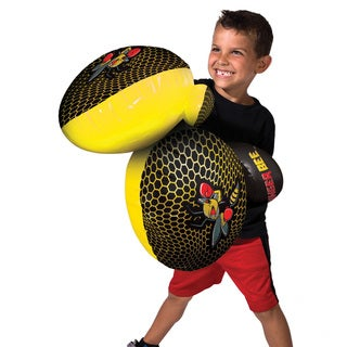 Franklin Sports Stinger Bee Jumbo Boxing Gloves