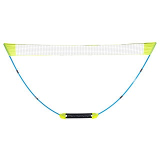 Franklin Sports Quikset Nylon and Plastic Badminton Set