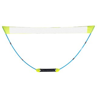 Franklin Sports Quikset Nylon and Plastic Badminton Set