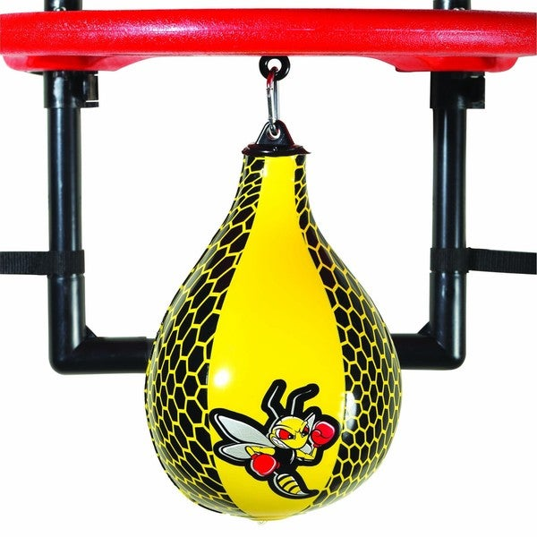 Franklin Sports Stinger Bee Over-the-door Speed Bag