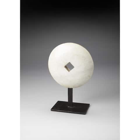 Butler Anthem Marble Sculpture