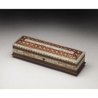 Butler Agra Bone Inlay Storage Box