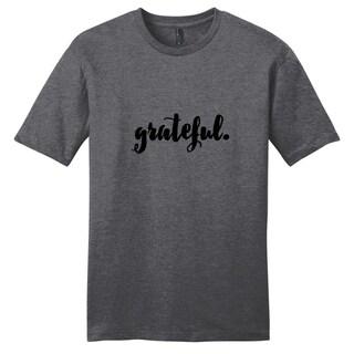 'Grateful' Motivational Unisex T-Shirt