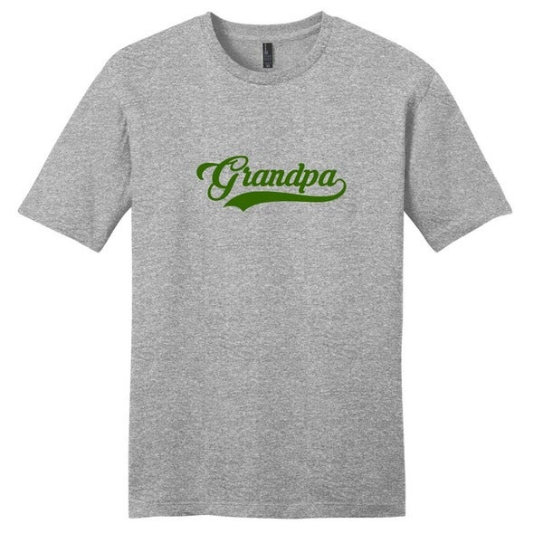 Grandpa T-Shirt - Unisex Grandfather Grandpa Grandparent Shirt