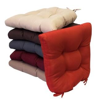 Bon Multicolor Polyester 16 Inch X 16 Inch Indoor/Outdoor Waterproof Non Skid