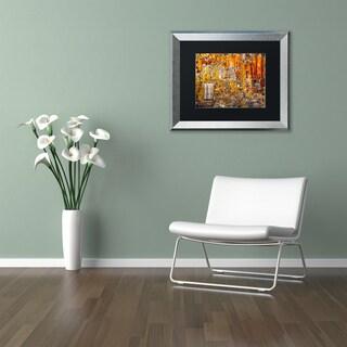CATeyes 'Castillo San Cristobal 3' Matted Framed Art