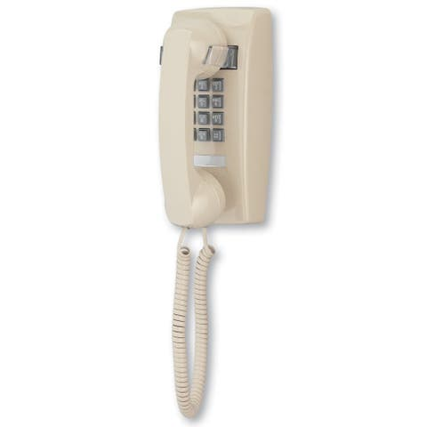 Cortelco Wall-mountable Valueline Basic Phone with Volume Control