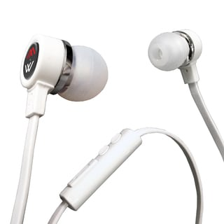 Teledex Inc InTalk MOV Hi-Fi Noise-isolating In-ear Headphones with Microphone