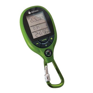 Teledex Inc ABS Weather Forecast Carabiner for Outdoors