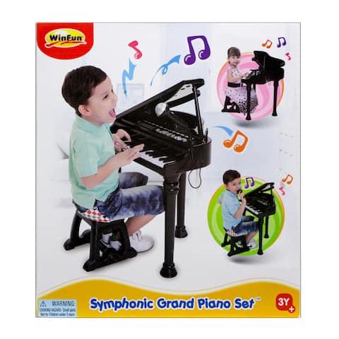 Winfun Symphonic Grand Piano Set