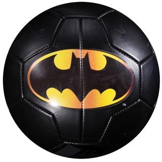 Franklin Sports Batman Plastic Size 3 Soccer Ball with Pump