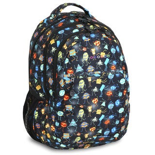 J World Cornelia Party Mobs Campus Multicolored Backpack