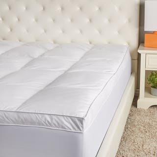 Hotel Madison 300 Thread Count Cotton 3-Inch Gusset Quilted Feather Topper https://ak1.ostkcdn.com/images/products/12050637/P18920309.jpg?impolicy=medium