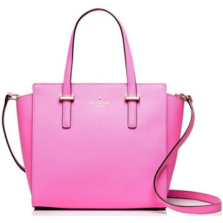 Kate Spade New York Cedar Street Small Hayden Rouge Pink Satchel Handbag