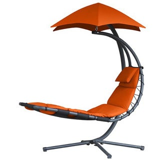 Vivere The Original Dream Orange Zest New Polyester Outdoor Chair
