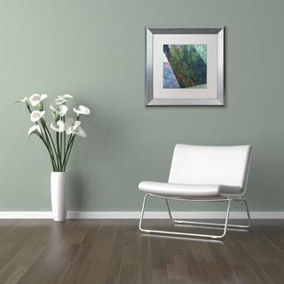 Kurt Shaffer 'Inspired by Monet' Matted Framed Art