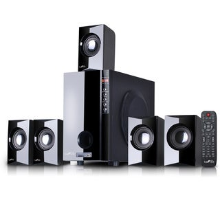 beFree 5.1 Channel Surround Sound Bluetooth Speaker System