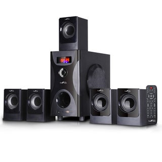 578c5377eac Frequently Bought Together. BeFree Sound 5.1 Channel Surround Sound  Bluetooth Blac.