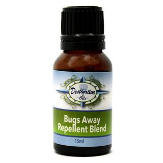 Bugs Away Natural Insect Repellent Essential Oil Pure 15ml Blend