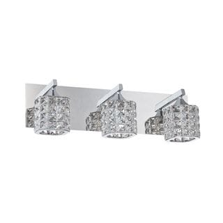 Ross 3-Light Chrome Bath Vanity
