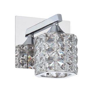 Ross 1-Light Chrome Bath Vanity
