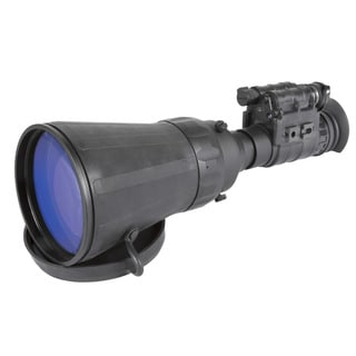 Armasight Avenger 10X HD MG Gen 2+ High Definition Black Aluminum Long Range Night Vision Monocular