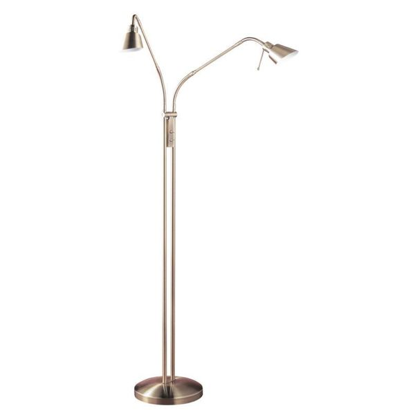 Blake 2-Light 55-in. Floor Lamp