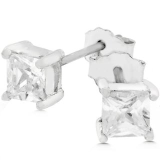Kate Bissett Anna Cubic Zirconia Stud Earrings