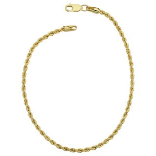 Fremada 14k Yellow Gold Filled Unisex 2.10-mm Rope Chain Bracelet (7.5 or 8.5 inches)|https://ak1.ostkcdn.com/images/products/12051982/P18922236.jpg?impolicy=medium