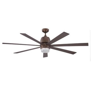 Saul 1-Light 60-in. Ceiling Fan