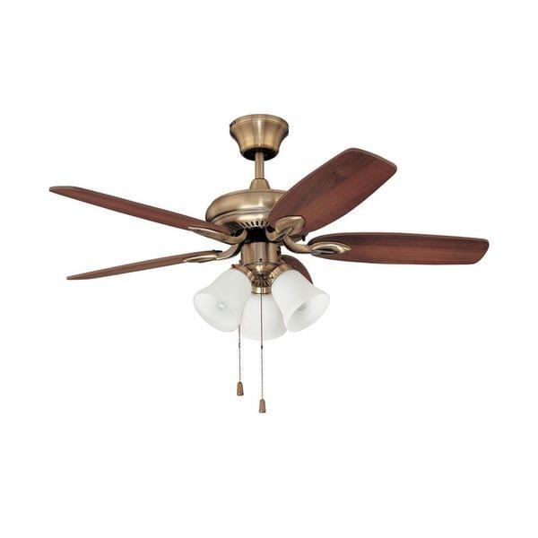 Mindy 3-Light 42-in. Ceiling Fan