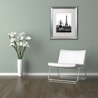 Philippe Hugonnard 'Paris Romantic' Matted Framed Art