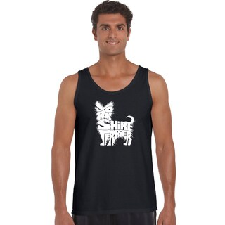 Men's Yorkie Cotton Tank Top