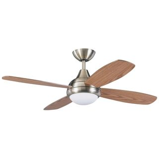Adrian 1-Light 42-in. Ceiling Fan (4 options available)