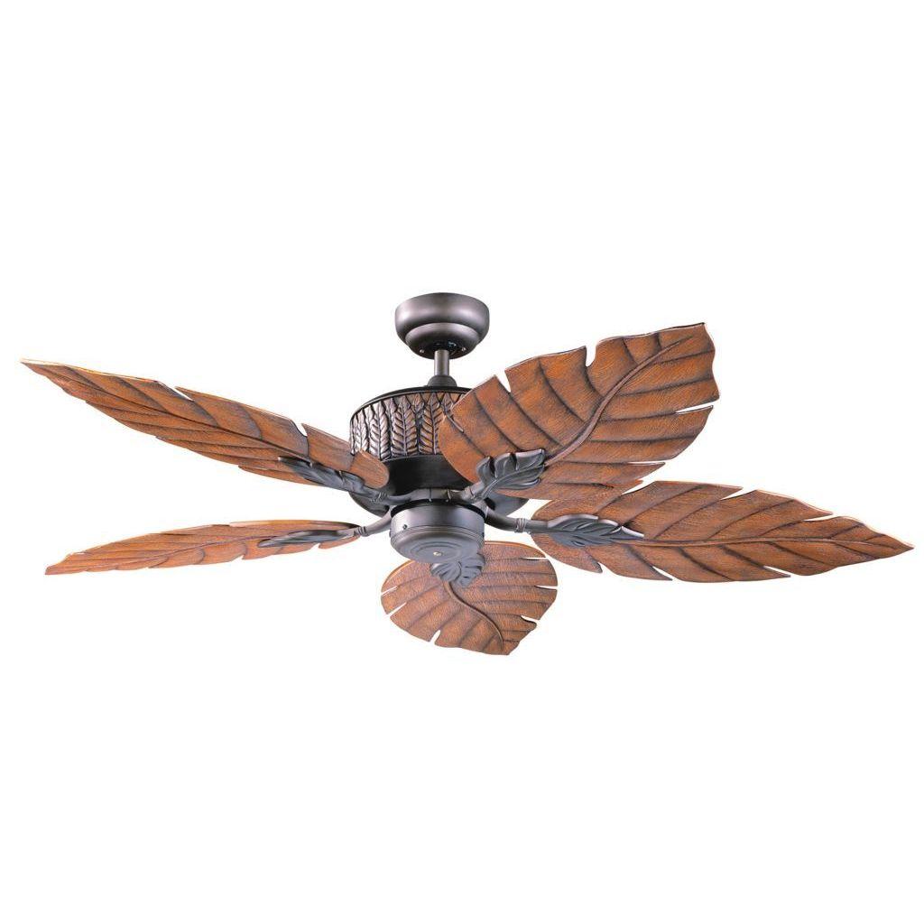 Kendal Jim 52-in. Oil Rubbed Bronze Ceiling Fan (Oil Rubb...