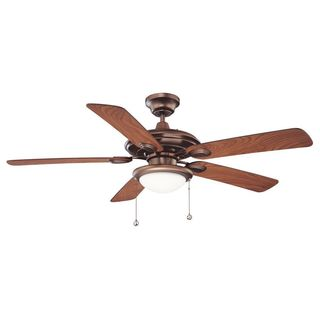 Larry 1-Light 52-in. Ceiling Fan