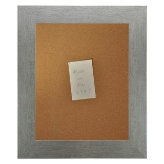 American Made Rayne Yukon Silver Corkboard (More options available)