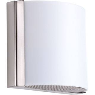 Progress Lighting Arch Steel One-Light LED Bath Fixture with AC LED Module