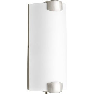 Progress Lighting P2092-0930K9 Balance Brushed Nickel Steel 2-light LED Vanity