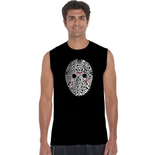 Men's 'Slasher Movie Villains' Sleeveless T-shirt
