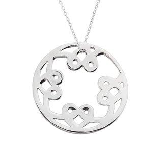 Haven Park Medallion Pendant Necklace