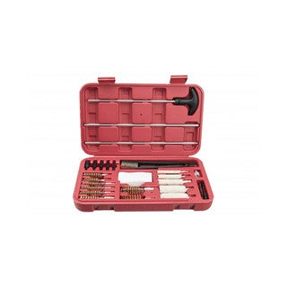 Outers 28 Piece Cleaning Kit with Molded Case