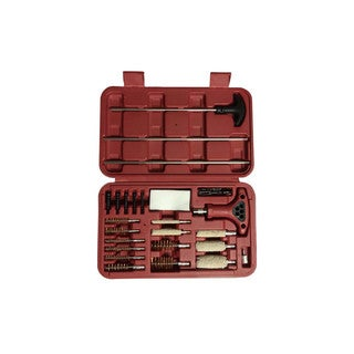 Outers 29 Piece Cleaning Kit with Screwdriver and Molded Case